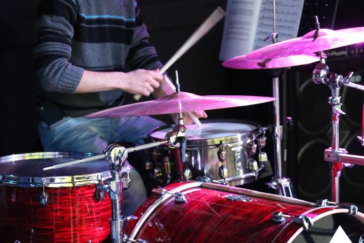 Drum Practice Booth