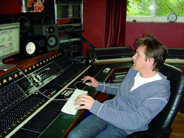 Andy Green | Music Production Degree | ICMP London