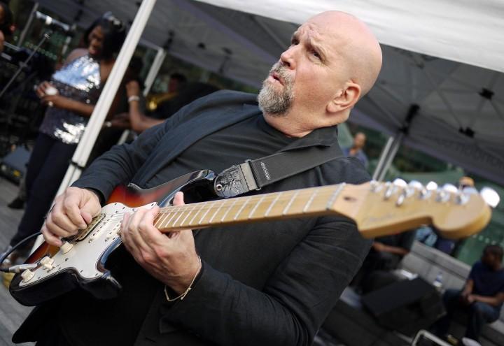 Chris Newland | Guitar Tutor | ICMP London