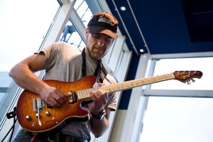 Dario Cortese | Guitar Tutor | ICMP London