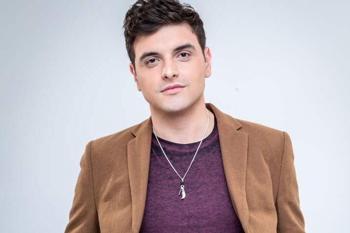 Vangelis Polydorou | Singer, Vocalist | ICMP London