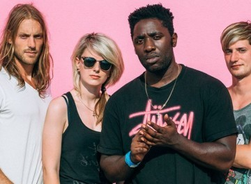 Louise Bartle, Bloc Party | Drums | ICMP London