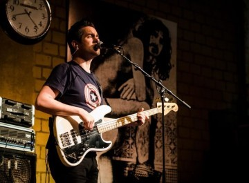 Dave Marks | Bass player | ICMP London
